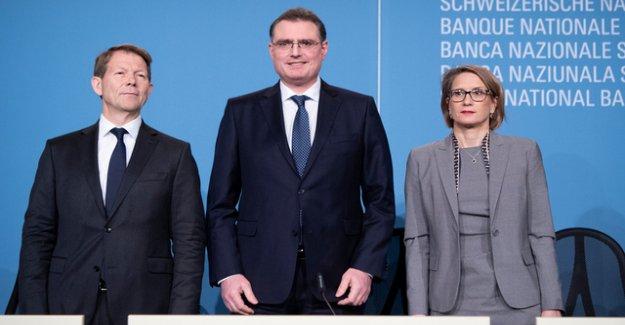 SNB President Thomas Jordan earned less