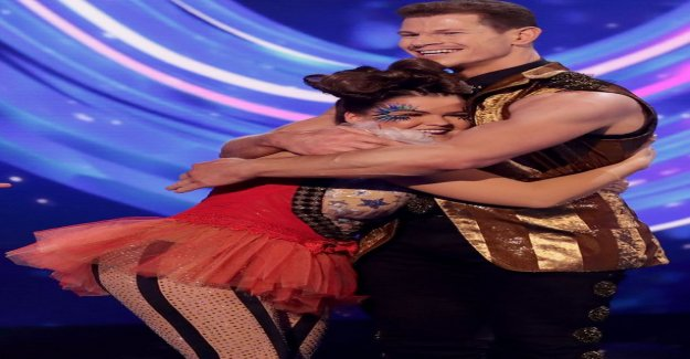 Saara Aalto party Dancing on Ice -after-party until the morning - body hard still: woke up in severe pain