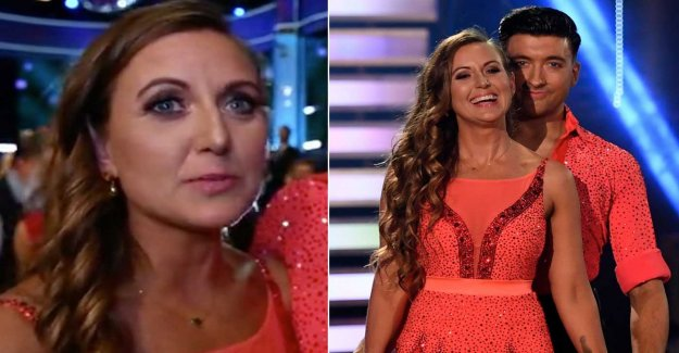Sanna Lundell revanschsugen – after the criticism of the Let's dance
