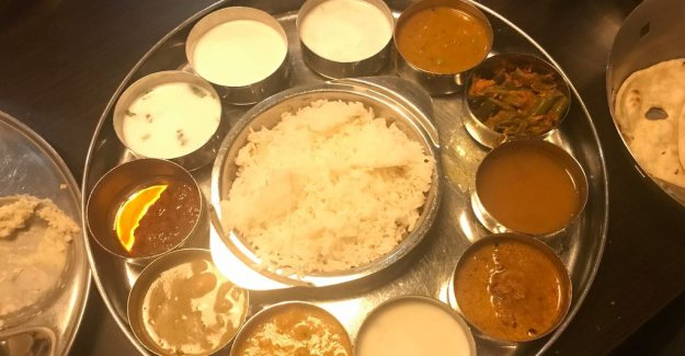 Saravanaa Bhavan: Affordable indians with hearty vegetarian dishes