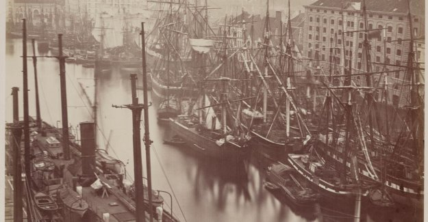 Saw Antwerp in 1860 out: historic photo collection is being restored
