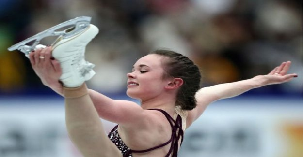 Scandal figure skating world championships: American skater suspected 16-year-old racing sister, the willful harming