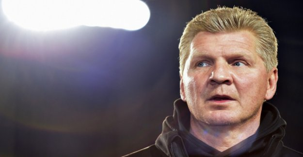 Schalke wanted to Effenberg in 2013 as a coach