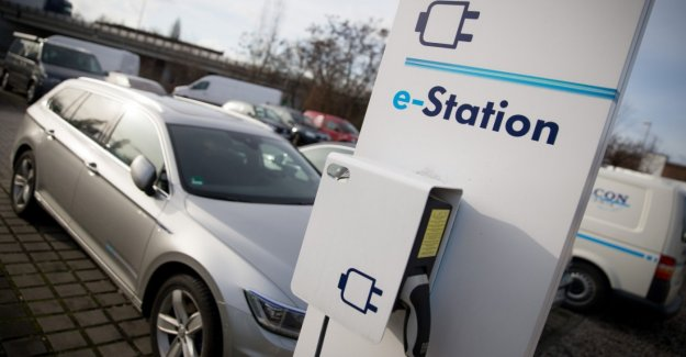 Scheuer wants a billion euros for more charging stations
