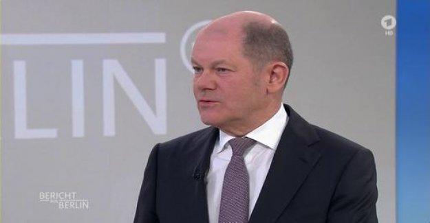 Scholz calls for European arms control policy