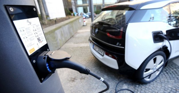 Scholz wants to extend funding for E-cars to ten years