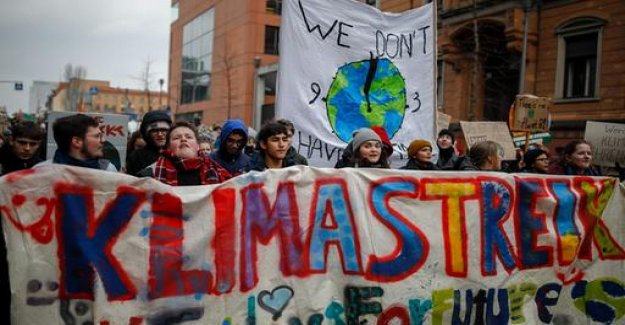 Scientists support the Fridays for Future-Demos