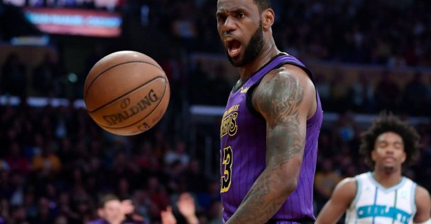 Season LeBron James is now already over, transfer of 137 million euro was not a success