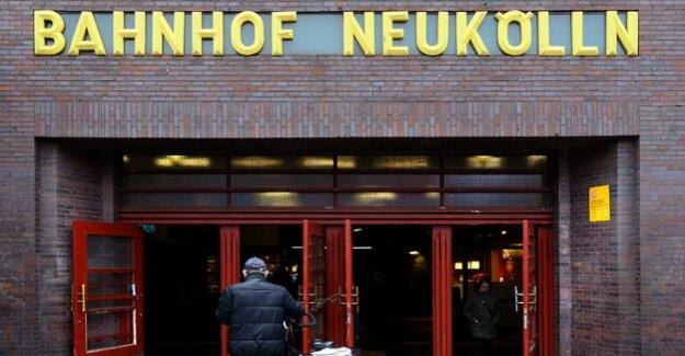 Security : the S-Bahn station Neukölln gets video cameras