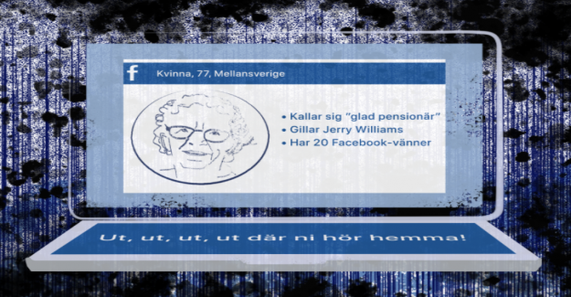 Seven swedes: Why we hate on Facebook
