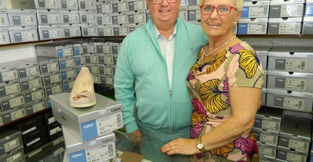 Shoe Verschuere closes after 72 years the doors: First sale, and then enjoy life!