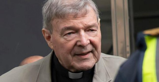 Six years in prison for cardinal Pell for the abuse