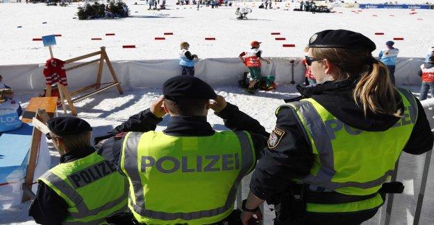 Skidtränare arrested after doping scandal