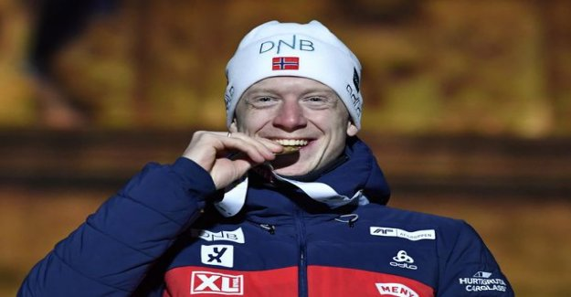Skiers are tough in the salary pit: Mäkäräinen is made two times Pärmäkoskea more, Bö triple Kläbon compared to