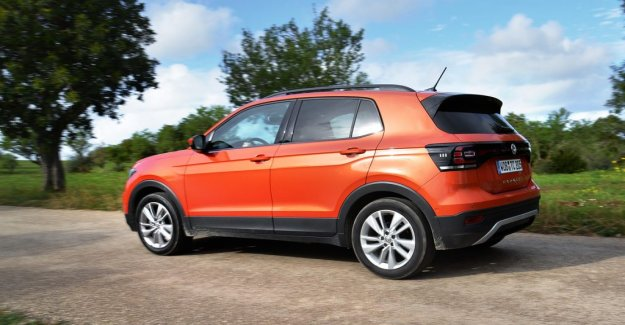 Smallest engine is more than enough to in the new T-Cross