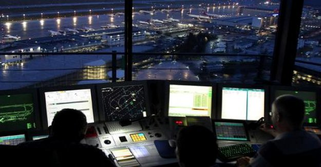 Software fault in the case of the German air traffic control