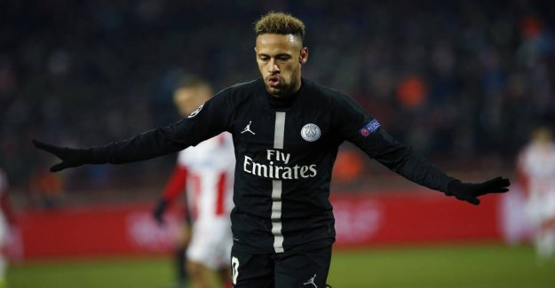 Spanish newspaper: Authorities are investigating Neymar