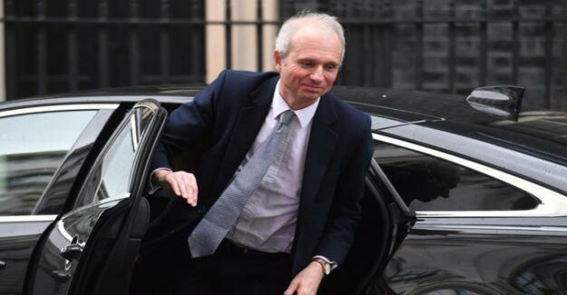 Speculation about May's successor : Who is this David Lidington?