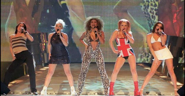 Spice Girl confirms the 25 years of rumours: Yes, we had sex