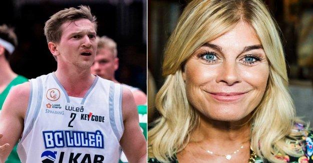 Sportprofilens dream: Middagsdejt with Pernilla Wahlgren