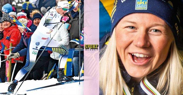 Sprintstjärnans skrällopp: Thought they were joking