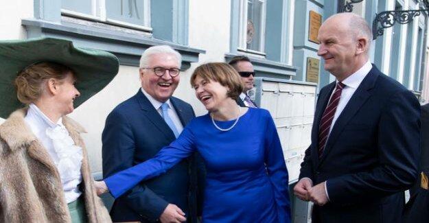 Steinmeier in Neuruppin : the Federal President opened Fontane year
