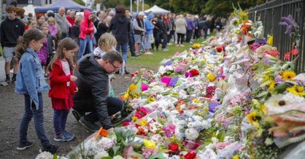 Stop in Christchurch: life after Terror