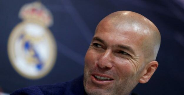 Surprising return : Zidane is back to coach at Real Madrid