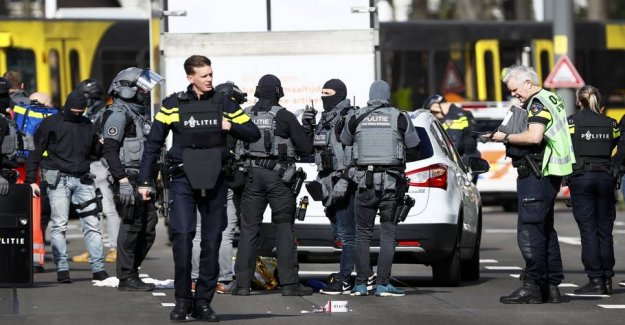 Suspect from Utrecht-shootings pleads guilty