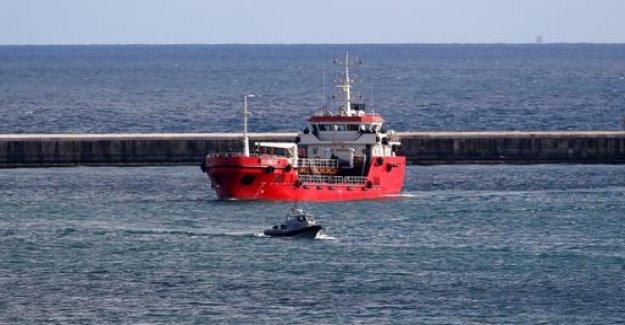 Suspected ship hijacking: Three migrants accused