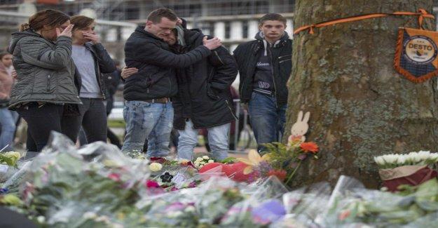 Suspected shooter in Utrecht recognizes