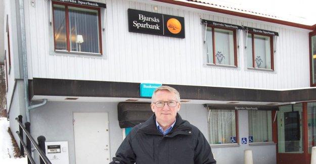 Swedbank's miljardhärva splashing on the banks