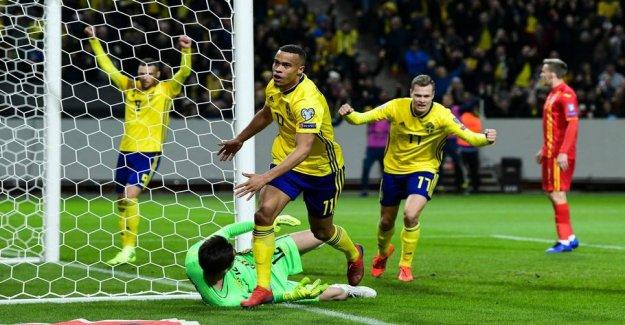 Sweden gets good start on EM-hunting