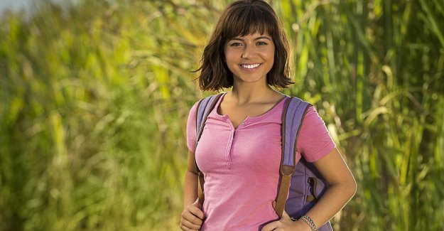 TRAILER: Dora the Explorer is getting her own movie