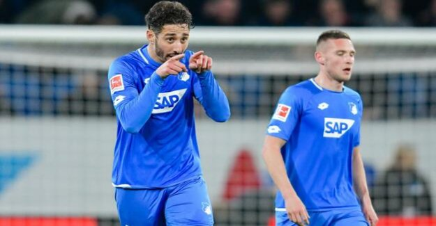 TSG Hoffenheim wins clearly : Ishak Belfodil is against Bayer, the course