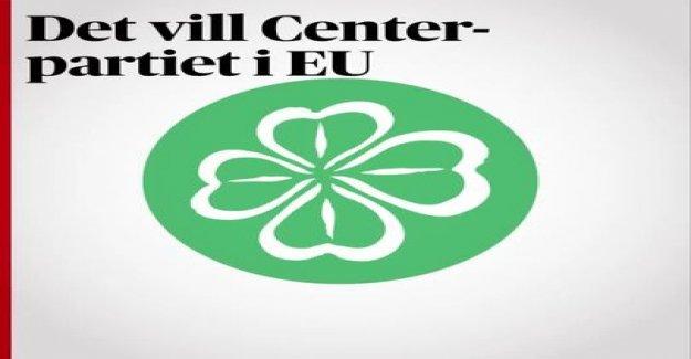 TV: It says C in the EU