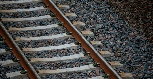 Tågstoppet between Stockholm and Eskilstuna/Örebro lifted