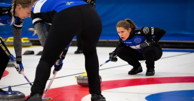 Team Hasselborg is aiming for a hat-trick in the gold