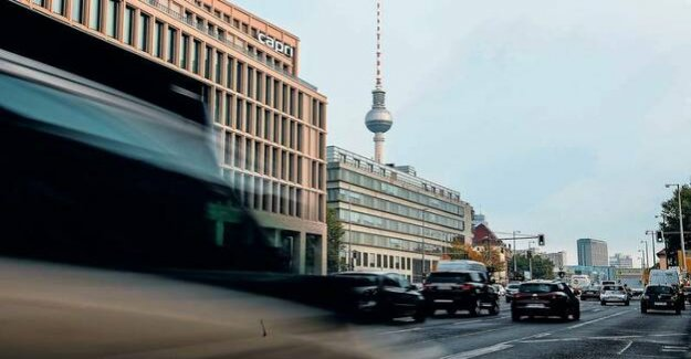 Tempo 30 in Berlin : The police controlled in the weekly rhythm of