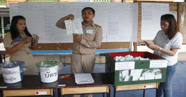 Thailand: Opposition losers, despite the advantage