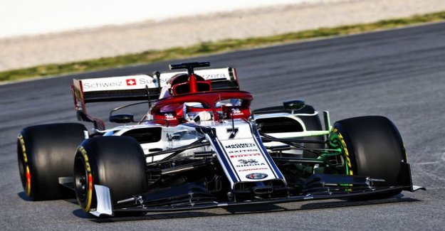 The F1 series of reform point to the season under the championship final moments will be quite new to electricity!