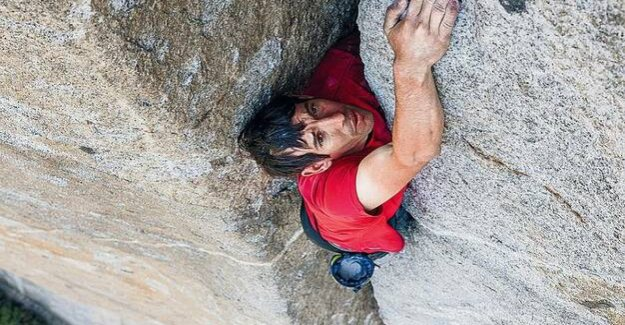 The Oscar-winning documentary Free Solo : the life and climbing can
