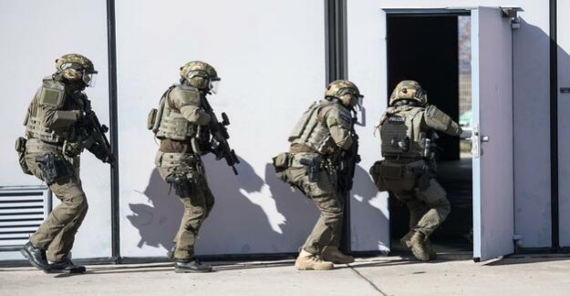 The Rhine-Main region : Eleven arrests in Anti-Terror raids