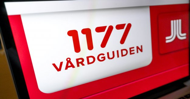 The Swedish data inspection board review after 1177-scandal