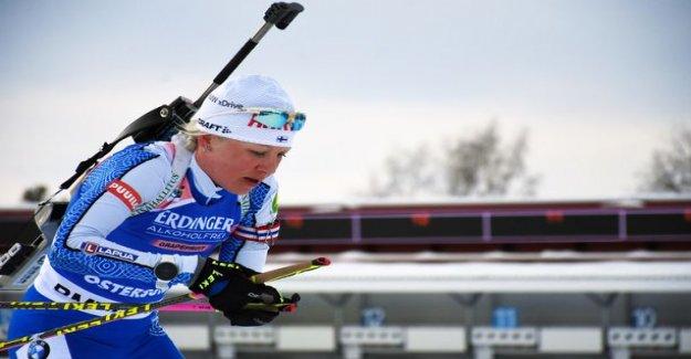 The Tv images recorded by Kaisa Mäkäräinen opening: Barked again, ski – Dorothea Wierer listen settlement
