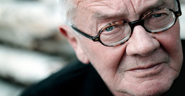 The author, Anders Ehnmark has died