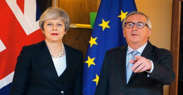 The binding change in Brexitavtalet has been reached