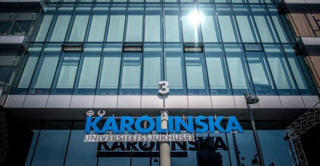 The board of directors: the Criticism of the Karolinskas new model is justified
