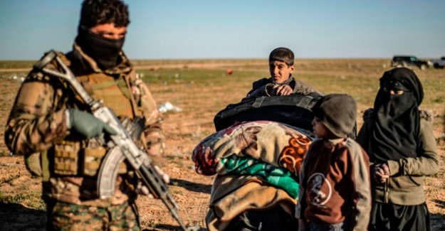 The caliphate is dead, but Islamic State alive