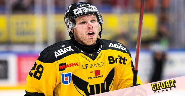 The capitals signed ovechkin ready for the SHL-club